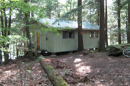 Lake Front Cozy Cottage Norwich NY - South New Berlin - Cabana