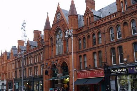 Bright room in historic building - Dublin - Apartemen