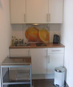 Sonnige Wohnung mitten in der Stadt - Konstanz - Appartamento