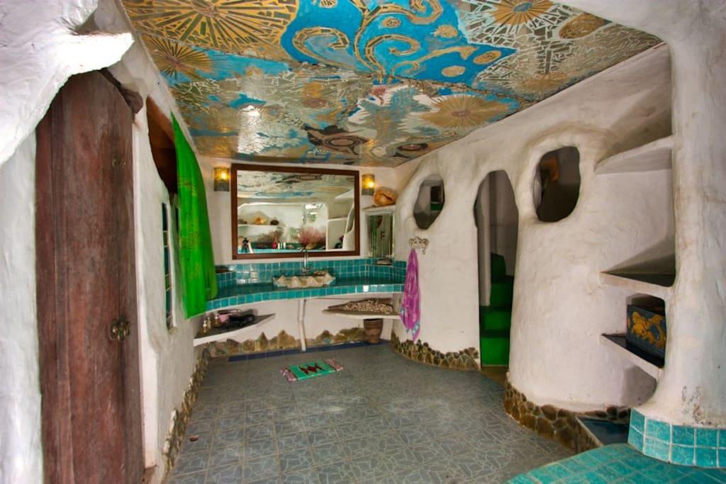 Santa Mandala private room,Ubud