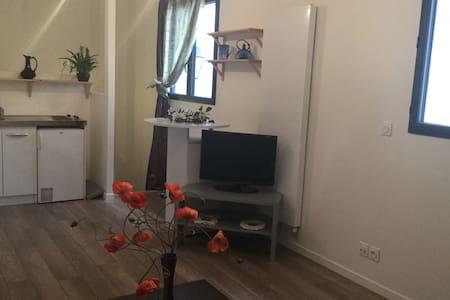 Studio chaleureux proche la Défense - Saint-Cloud - Lägenhet