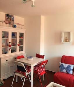 Studio  de charme cap d'agde 2-4 p - Appartement