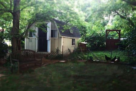 Rustic Cottage in East Nashville