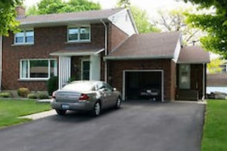 Lovely home in Niagara Peninsula - Welland - Haus