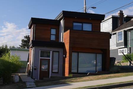 Modern Vancouver Coach House