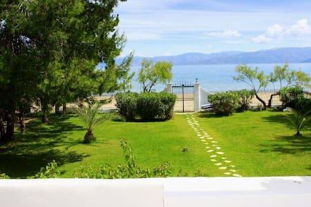 Casa Margarita beach house Corfu - Kerkira - Huis