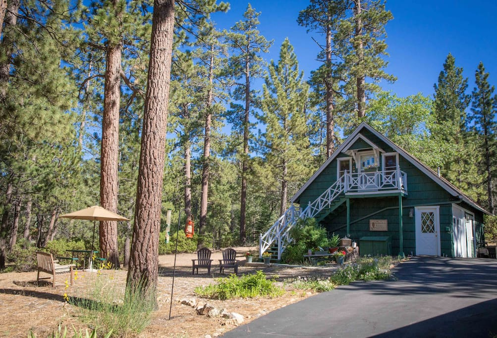 Romantic Guest House No Cleaning Fee Cabins For Rent