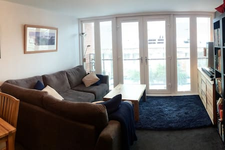 Private ensuite room to rent in modern apartment - Gateshead