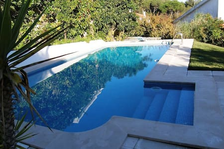 Villa with pool near beach, Lisbon - Sintra