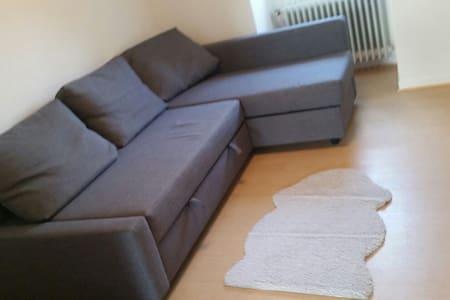 Zimmer in Citynaher Wohnung - Osnabrück - Apartment