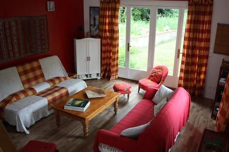 Maison en Normandie proche Dreux - Haus