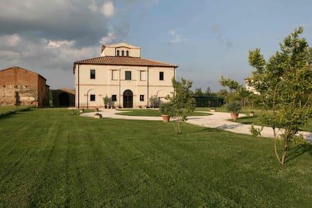 Ancient Villa in Tuscany heart