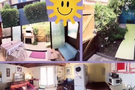 Maison tout confort avec Piscine ! - Marseillan - House