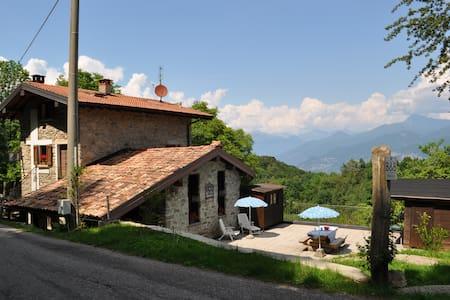 Al Praa Volt - Bellagio - Cabane