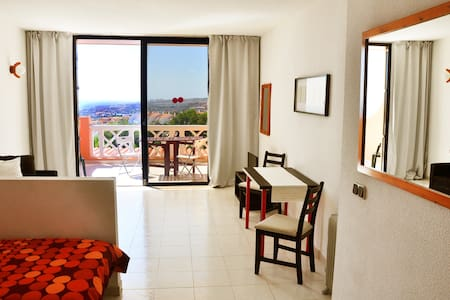 Studio with fantastic view - Costa Adeje - Appartement
