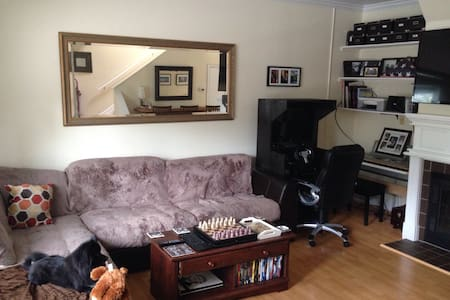 Cozy Townhouse 5 min from Downtown - Cincinnati - Townhouse