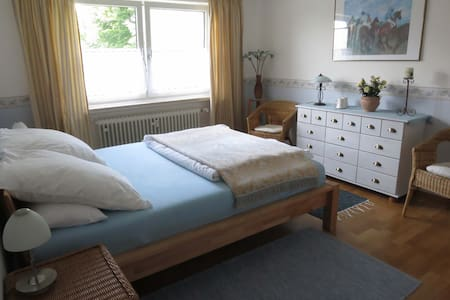 Beautiful and quit B&B near Munich! - Höhenkirchen-Siegertsbrunn - Apartemen