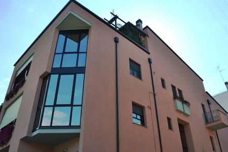 Bellissimo attico con terrazzo e vista panoramica - Pratola Peligna