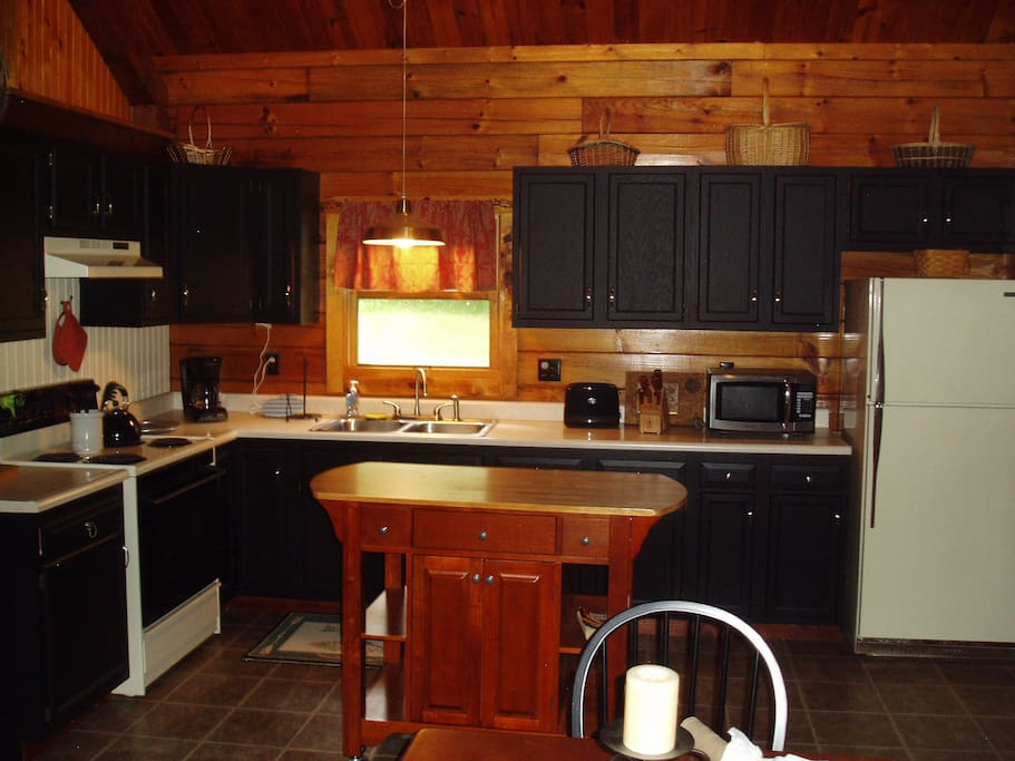 Hidden Hollow Cabin - Houses for Rent in Wrightsville