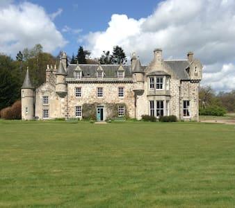 16th Century Mansion House