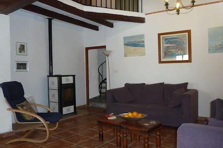 Casa Aitana - Val de Guadalest - Huis