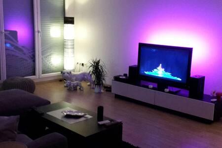 Un joli 53 m2 chaleureux - Apartment