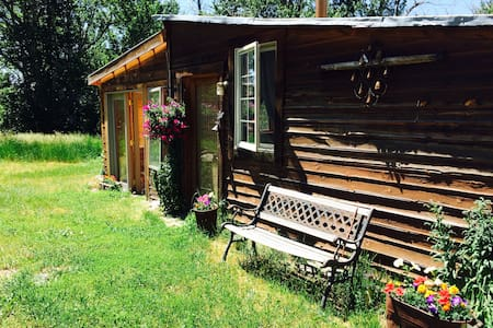Ranch Guest House, Paradise Valley - Livingston - Haus