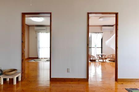 沖縄県名護市街地 名護市役所から3分の便利なコンドミニアム - Nago-shi - Apartment