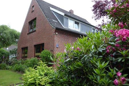 Ferienwohnung Grüßing, Wohnung Anne - Leer (Ostfriesland)