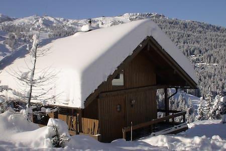 Skihütte Nassfeld, Kärnten - Hutte