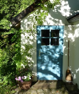 The Blue Cottage - Ulm - House