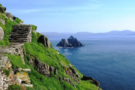 Mystical Ireland - Portmagee - House