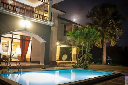 Palm RIviera Poolvilla @Coxsbazar