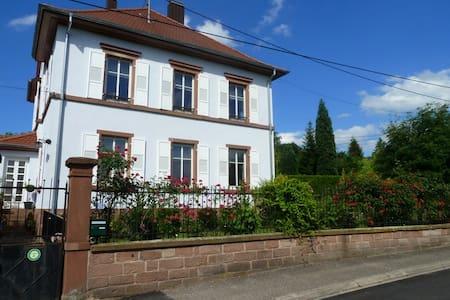maison de maître - Oberbronn