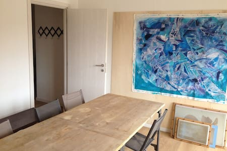 Atelier-Appartamento a Vimercate - Flat