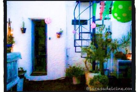 Cinema house, in Níjar Almería.WIFI - Níjar