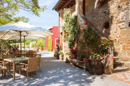 Casa Dalia Tuscan Farmhouse wifi - Bucine