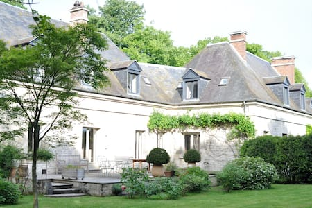 Manoir Les Ecuries - Proche Paris - House