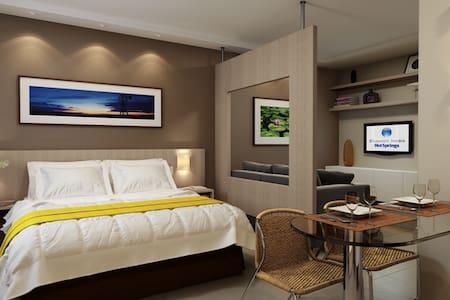 Apart-Hotel maravilhoso em CALDAS!!