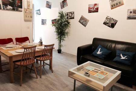 Esprit New York hyper centre - Albertville - Lägenhet