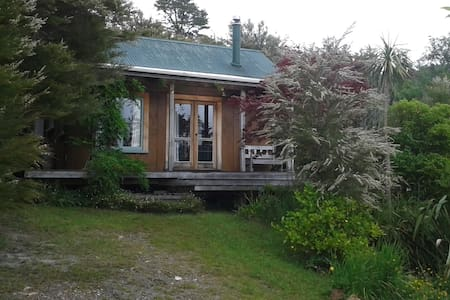 Kanuka Eco-Friendly Cottage - Onekaka - Stuga