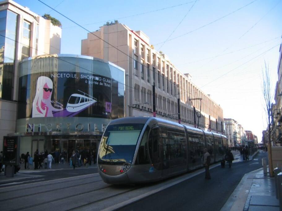 NICE CENTRE VILLE NICE ETOILE  Appartements à louer à Nice