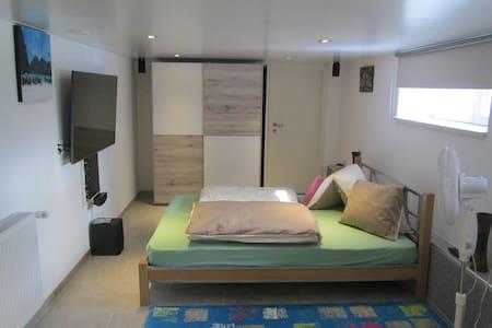 Moderne 1.5 ZH Studiowohnung! Neu! - Sankt Margrethen - Apartemen