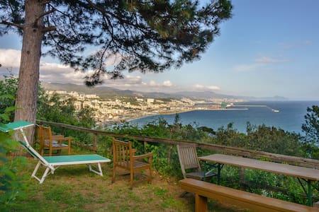 CASA LIDIA incantevole cottage - Genova