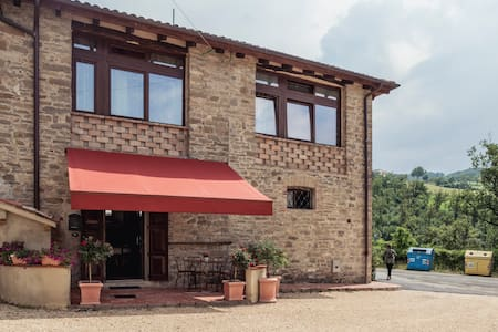 Country Apartment - Il Borghetto - Monzuno, Bologna - House