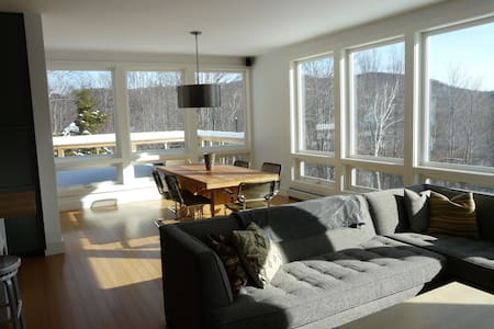 Contemporary Sugarbush Retreat