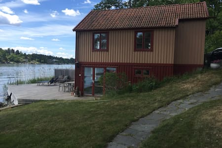 Summerhouse by the sea in Stockholm - Lidingö