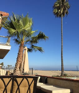 OceanView Apt. on the sand, Separate space No.2 - Newport Beach