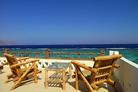 Beach view Dahab, Room №5 - Dahab - Apartamento