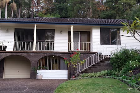 Quiet family home near hospital - Rankin Park - Bed & Breakfast